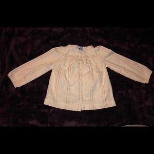Baby gap long sleeve top